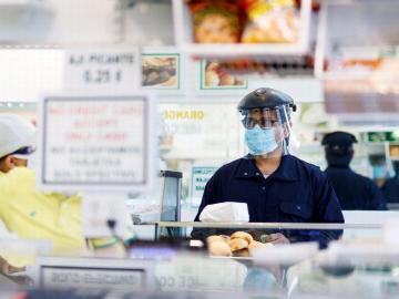 El abastecimiento de comida en EE.UU. corre riesgo
