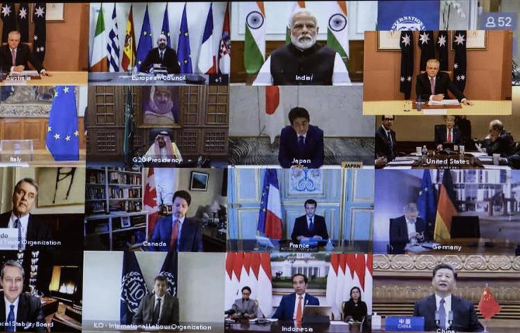"""El G20 suspende la deuda de los países pobres y el FMI pide """"esfuerzos adicionales"""""""