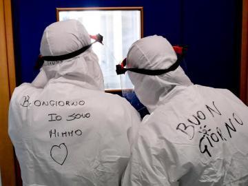 Italia probará en humanos una candidata a vacuna contra el coronavirus