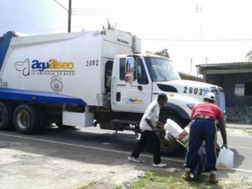 Alcaldía de Colón en aprietos por suspensión de la recolección de basura