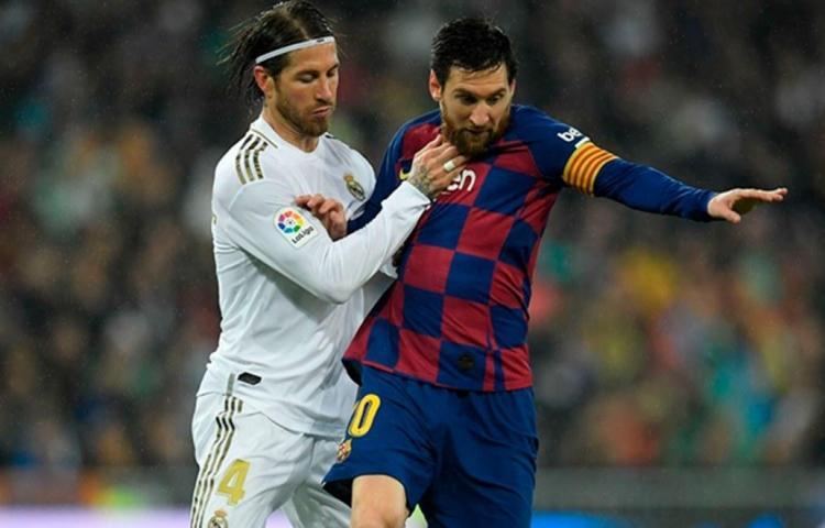 Barca, Madrid, Sevilla y Real, a Champions