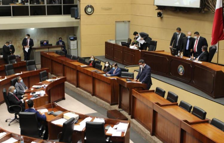 Presentan proyecto de Ley contra el vandalismo