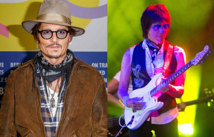"Johnny Deep y Jeff Beck versionan a John Lennon en ""Isolation"""