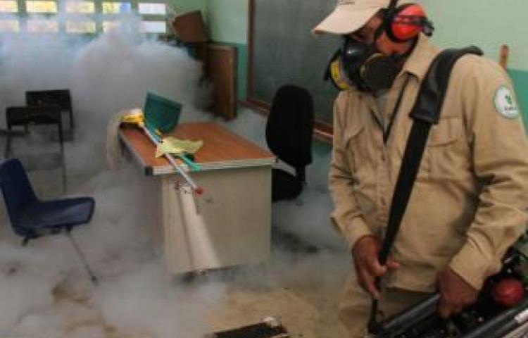 Panamá Este se mantiene como la región con mayor riesgo por Dengue