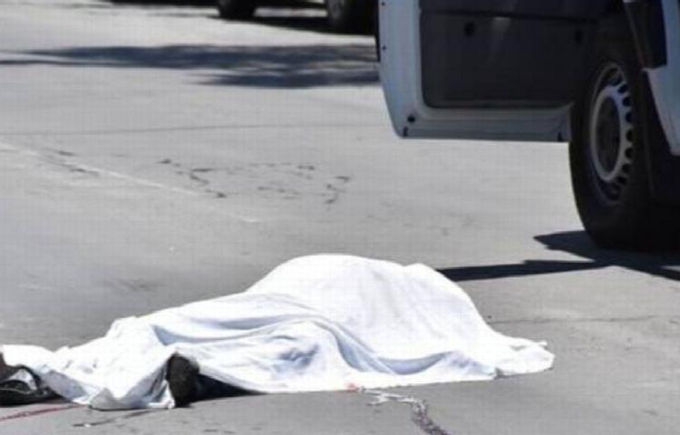Murió atropellada por camión en Zona Libre