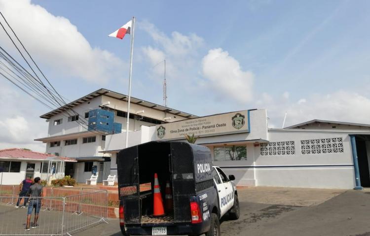 Dos aeronavales y un SPI capturados en La Chorrera
