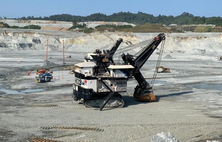 La minera suspende contrato de sus colaboradores