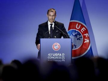 UEFA adelanta el pago de 70 millones de euros a los clubes