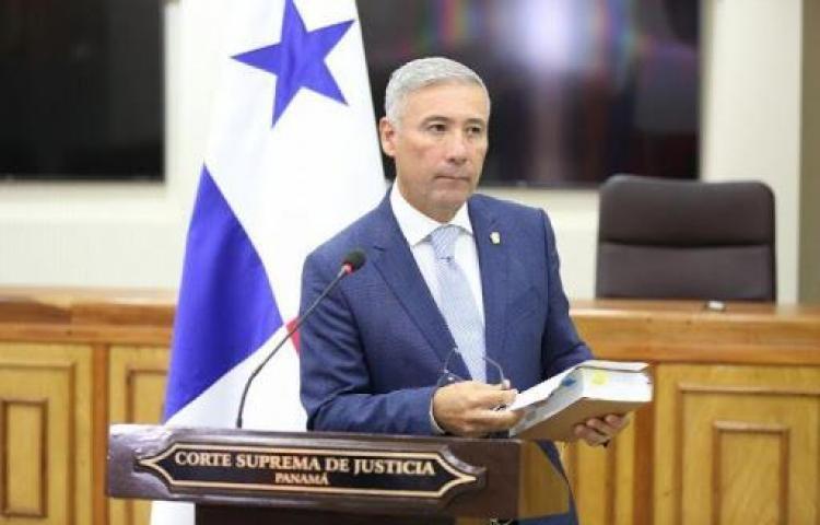 Magistrado Olmedo Arrocha toma medidas preventivas para diputadaHarding