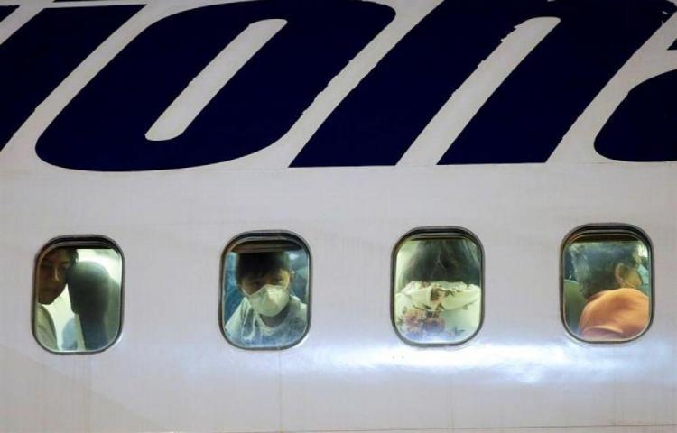 Salen de Panamá vuelos humanitarios
