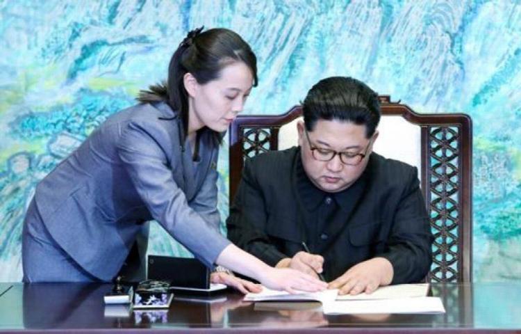 Hermana del dictador acaricia el poder