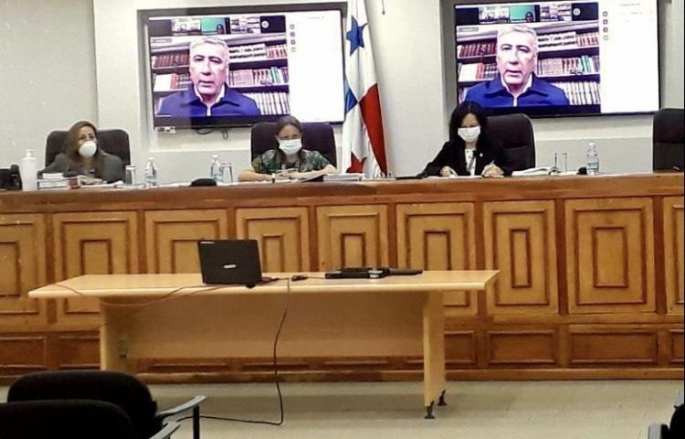 CSJ realiza audiencia de control de garantías a través de videoconferencias