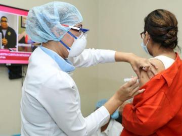 Vacunas contra la influenza llegan en mayo