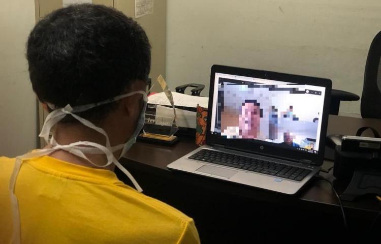 La DGSP y el Órgano Judicial inician videoaudiencias en centros penitenciarios