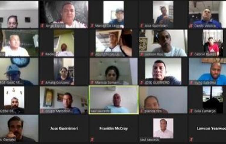 Sóftbol panameño realizó conferencia virtual