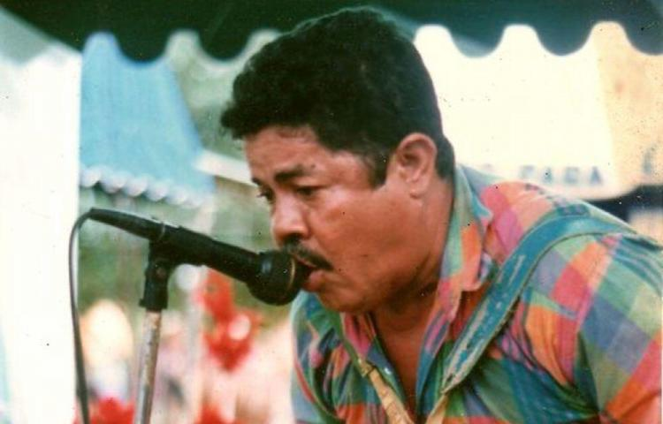 La música típica sufre irreparable pérdida, muere 'Ñato Monga'