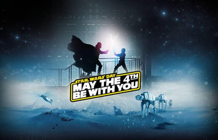 El mundo del entretenimiento conmemora el Día Mundial de Star Wars