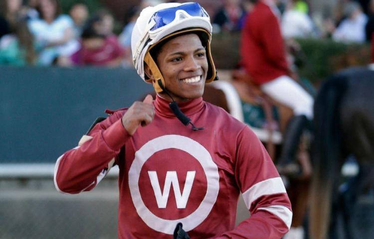 Santana Jr. gana estadística en Oaklawn