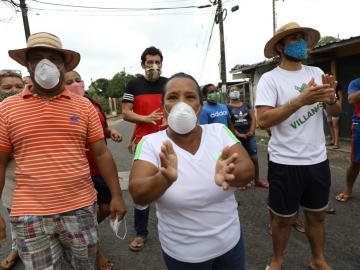 "Comunidad de Tocumen: ""No nos va a matar el COVID-19, sino el hambre"""