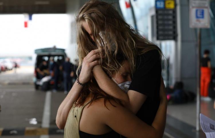 Repatrían a 150 extranjeros varados en Panamá por el COVID-19