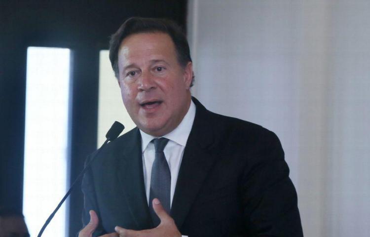 Diputados darán trámite a las denuncias contra Juan Carlos Varela