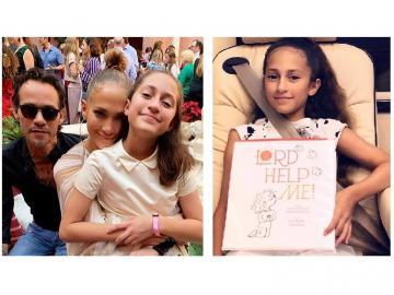 Emme, la hija de Marc Anthony y JLo lanza su primer libro