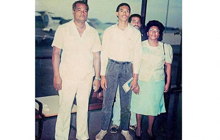 Mariano Rivera recuerda su primer viaje en avión