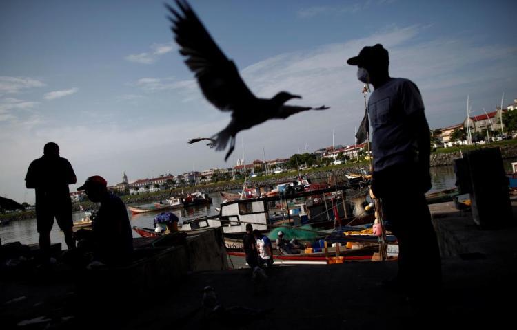 En Panamá hay 41 migrantes con COVID-19 aislados en un albergue fronterizo