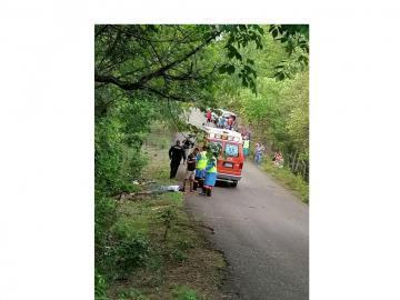 Accidente de tránsito cobra una vida en Calobre