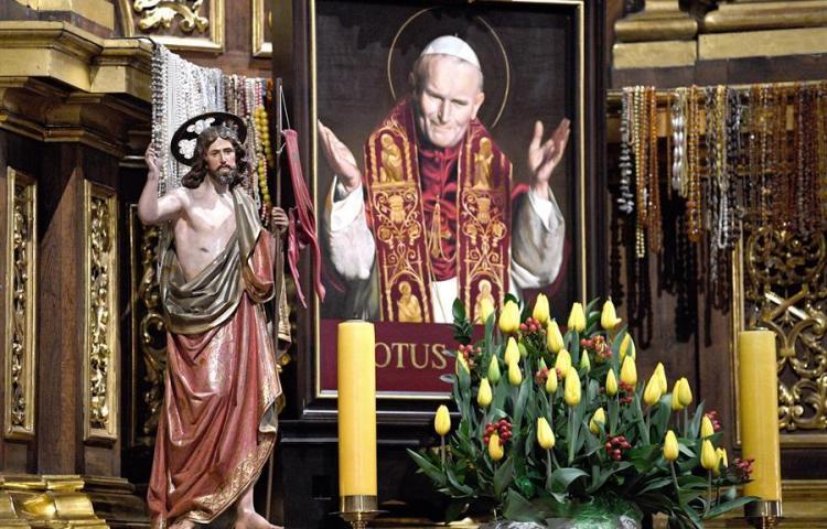 El mundo católico celebra el centenario del nacimiento de Juan Pablo II