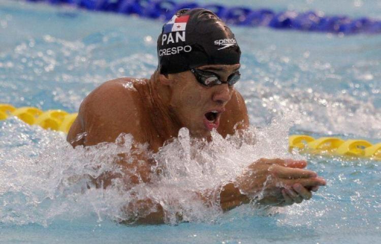 El sueño olímpico aún vive en Crespo