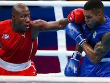 Boxeo cubano sigue enfocado