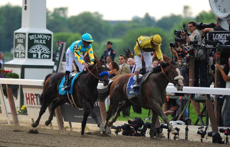 Elmont Stakes se disputará el 20 de junio, sin aficionados