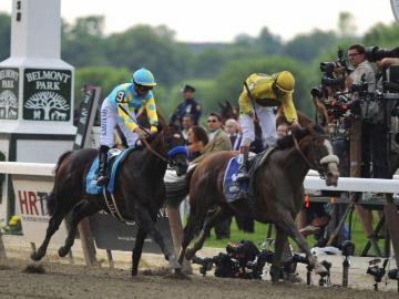 Belmont Stakes será el 20 de junio y sin aficionados
