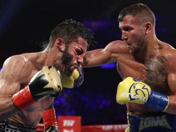 La pelea entre Lomachenko y López será en septiembre