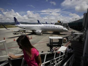 Copa Airlines aspira operar al 40 % de su capacidad a finales de este año