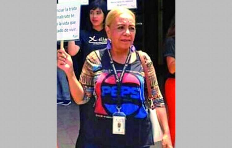 Falleció la defensora de las trabajadoras sexuales