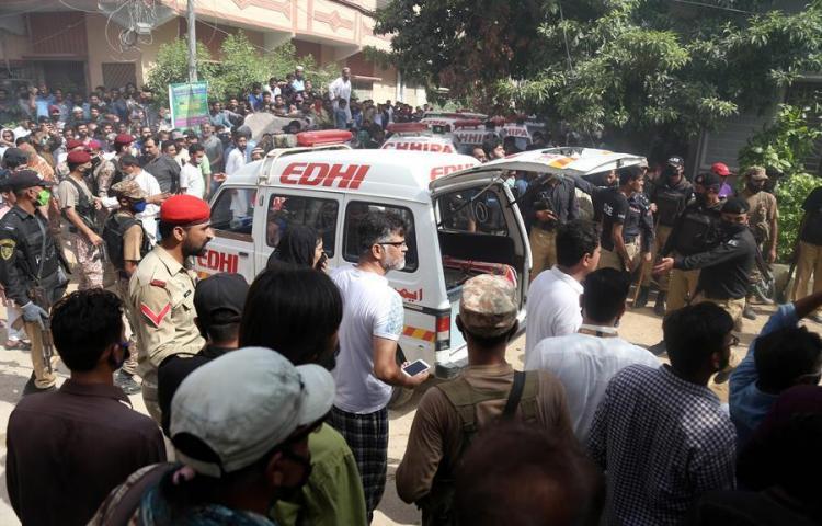 Accidente aéreo en Pakistán deja, al menos, a 35 pasajeros sin vida