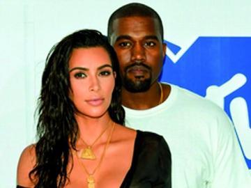 ¿El confinamiento ha hecho daño a Kim y Kanye?