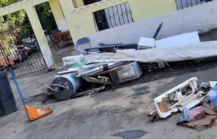 Alcaldía de Panamá realiza censo a familias afectadas por inundaciones