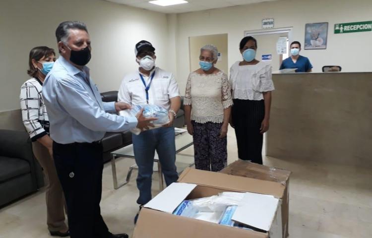 """Entregan insumos médicos al Hospital Luis """"Chicho"""" Fabrega"""