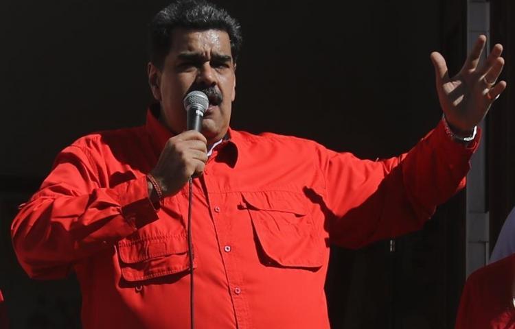 Maduro defiende derecho al comercio internacional tras llegada de buque iraní