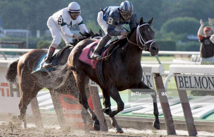 Rumbo al Belmont Stakes