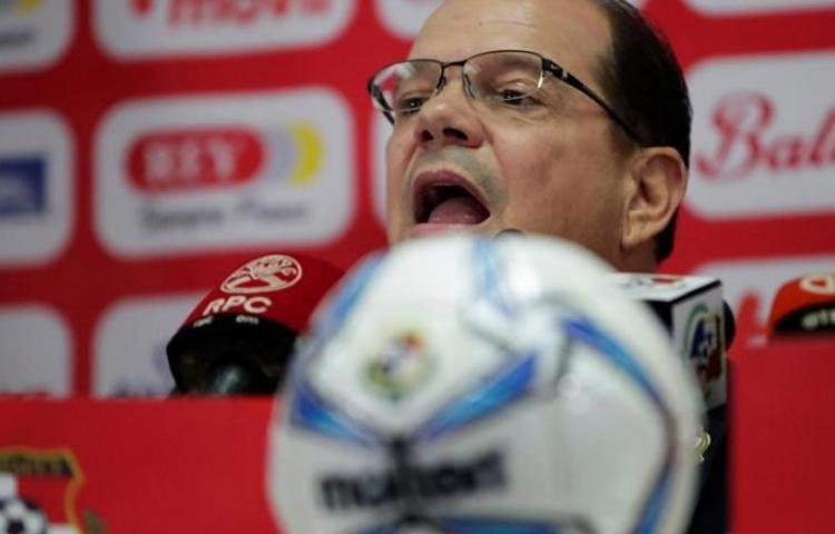 """Manuel Arias: """"Nosotros queremos hacer el Mundial"""""""