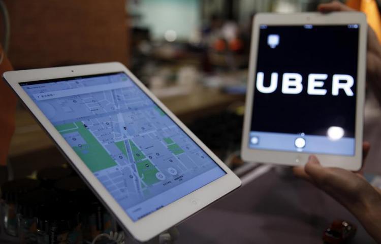 Choferes de Uber piden que Nueva York les pague por quedar 'parados' en la pandemia