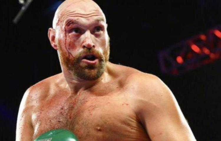 El rey de los pesados chocaría con Tyson