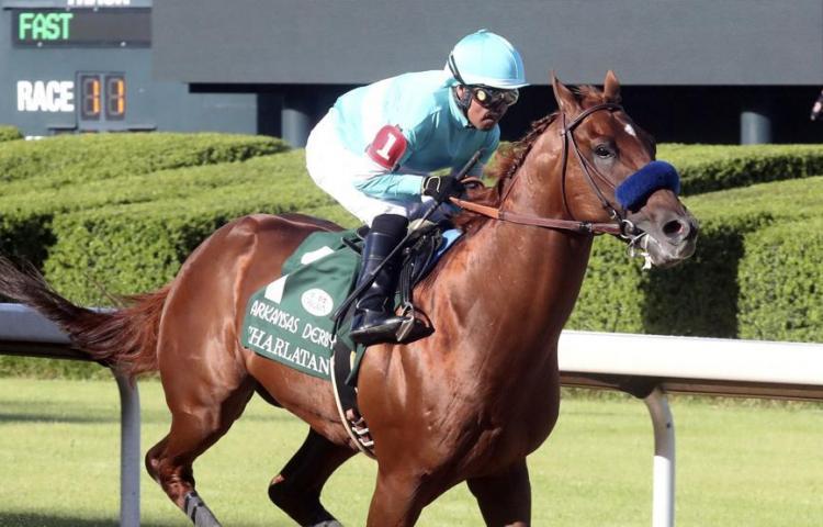 'Charlatan', caballo de Baffert, da positivo