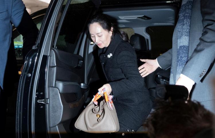 La sentencia contra la heredera de Huawei aumenta los problemas para Ottawa