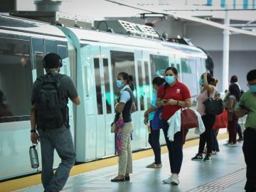 El Metro de Panamá movilizará 80 personas por vagón