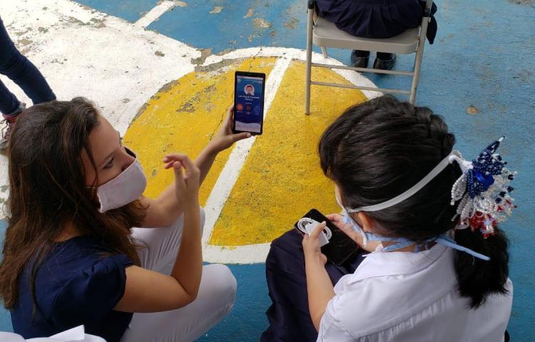 Meduca inicia plan piloto de clases virtuales en escuela multigrado
